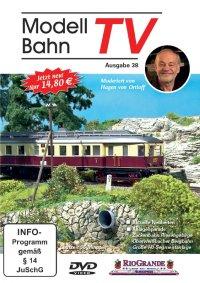 ModellbahnTV - Ausgabe 38