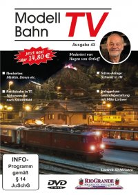 ModellbahnTV - Ausgabe 43