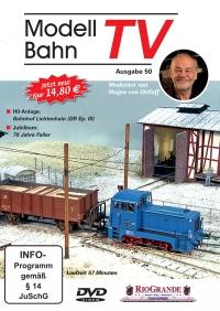 ModellbahnTV - Ausgabe 50