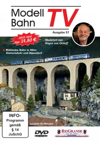 ModellbahnTV - Ausgabe 57