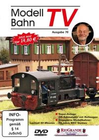 ModellbahnTV - Ausgabe 70