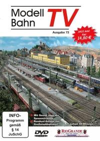ModellbahnTV - Ausgabe 73