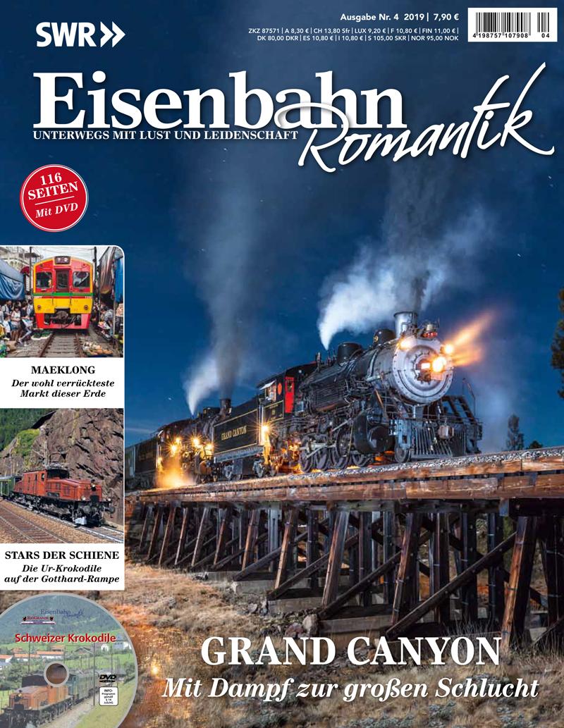 Eisenbahn-Romantik Magazin