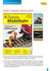 Digitale Modellbahn Titelbild