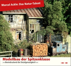 Marcel Ackle - Das Natur-Talent