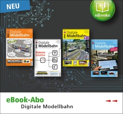 eBook-Abo Digitale Modellbahn