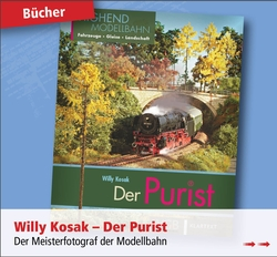 Willy Kosak - Der Purist